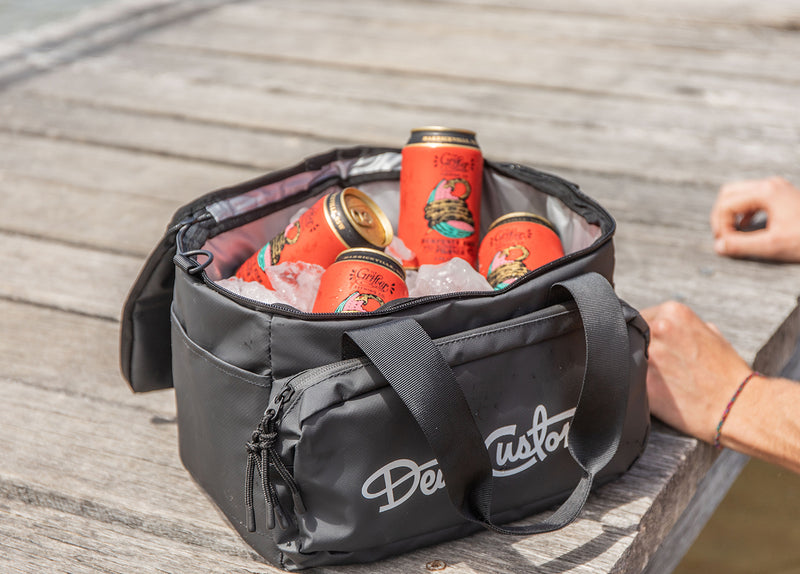 Dry Cooler Bag - Black