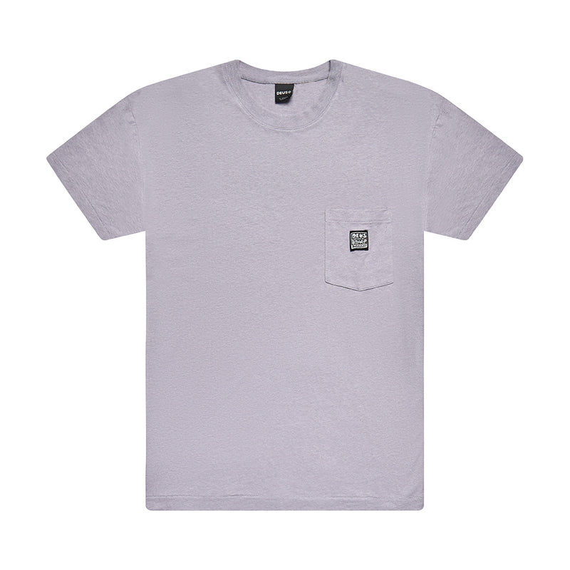 Diamond Daze Tee - Silver Grey