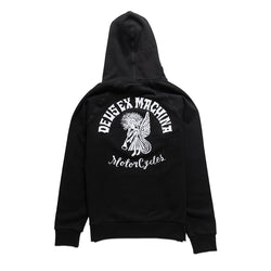 Devil Address Hoodie - Black