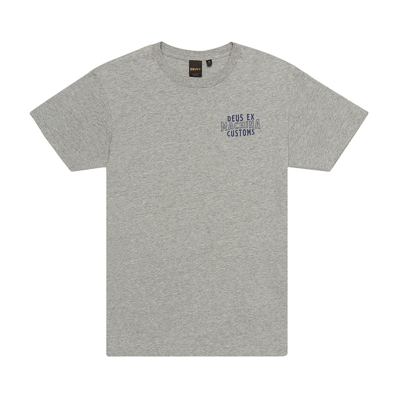 Patriot Tee - Grey Marle