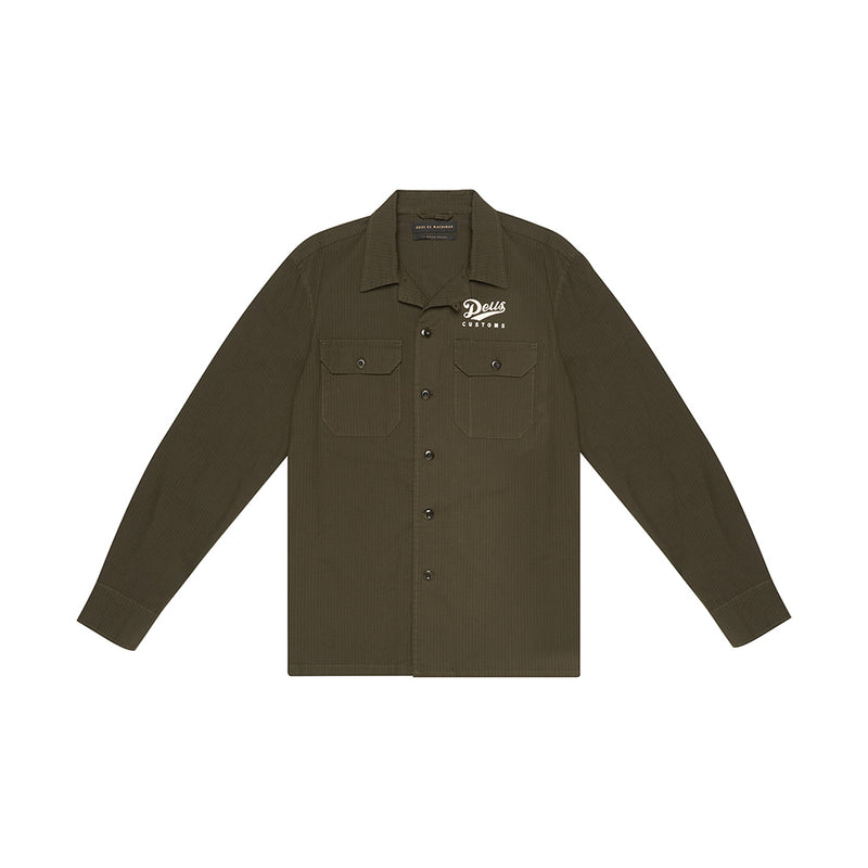 Gerber Ripstop Shirt - Forest Green