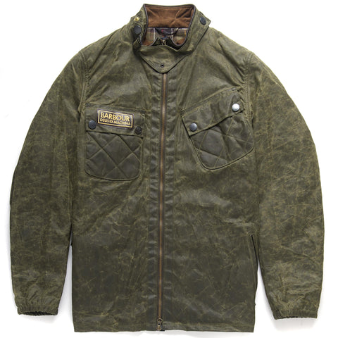 Devonport Wax Jacket