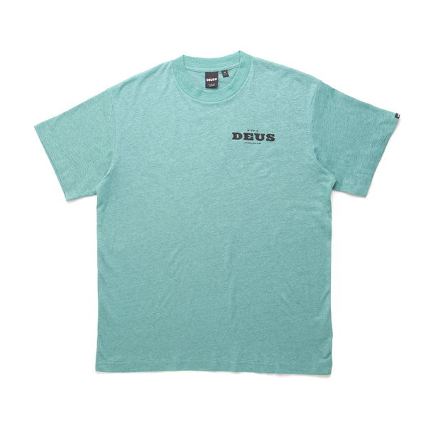 Emerson Tee - Tropic Teal
