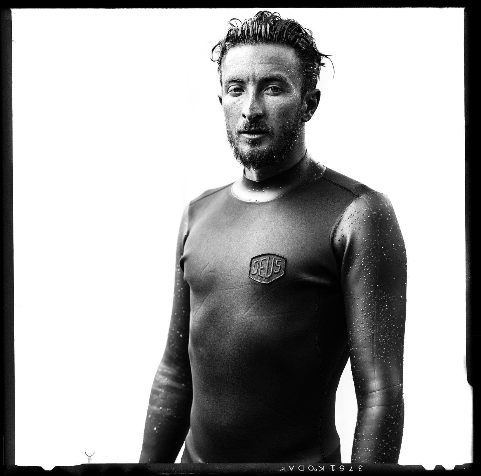 Deus - Rubber Wetsuit Long Sleeve Top