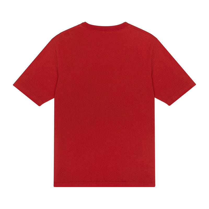 Willis Tee - Rocco Red