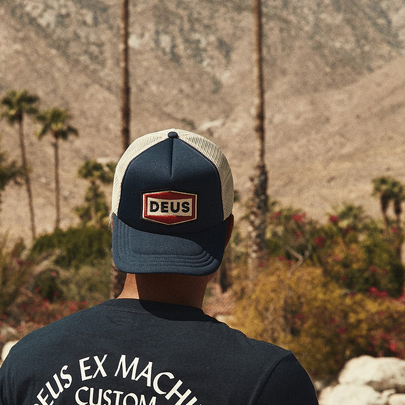 Speed Stix Trucker - Navy
