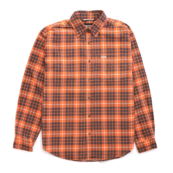 Staebler Check Shirt - Red Check