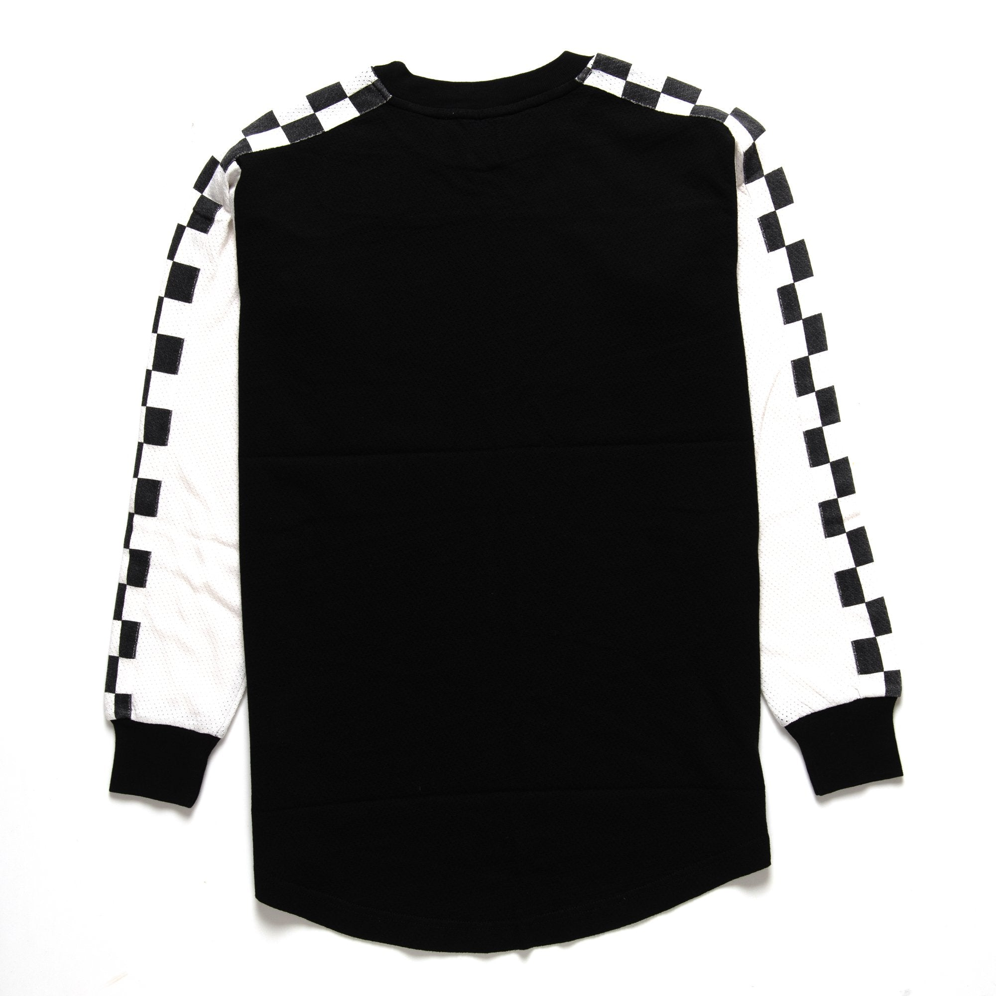 Wildfires Moto Jersey - Black / White