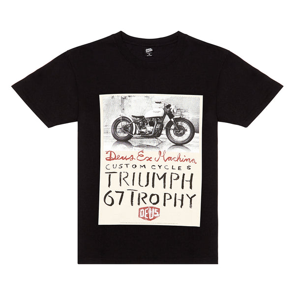 Triumph Trophy - Black
