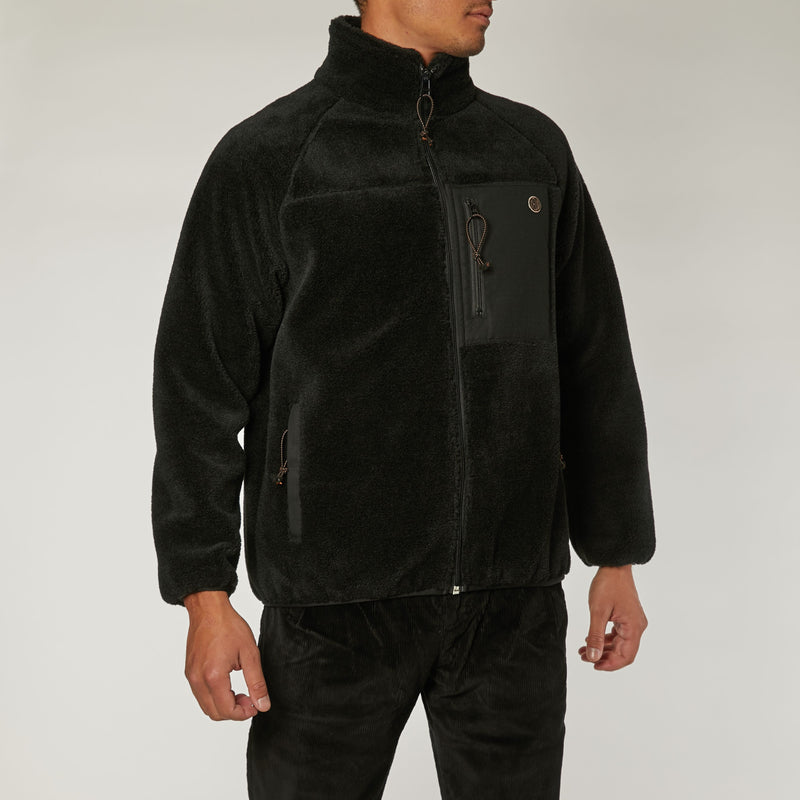 Mackay Fleece - Black