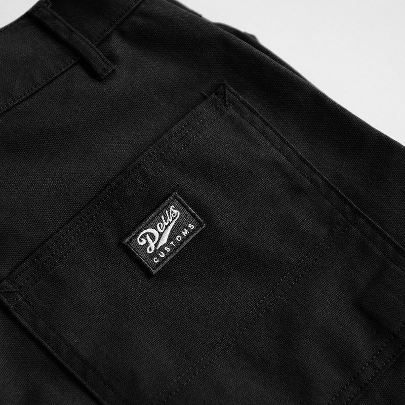 Eric Work Pant - Forest Green