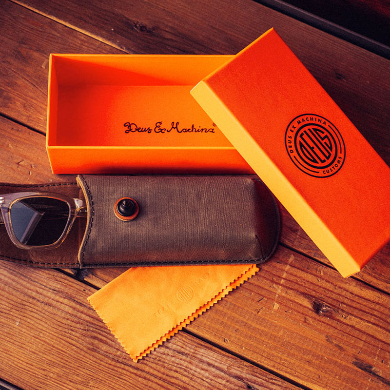 Brockhouse Sunglasses - Black Sasa