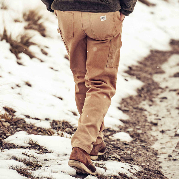 Jack Mechanics Pant - Driftwood Tan