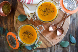 Red Lentil Butternut Squash Soup