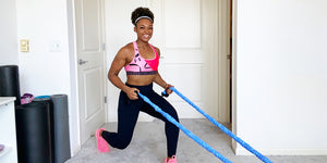 10-Minute Toning Ropes HIIT Workout With Ariel