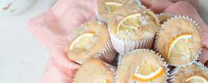 Healthy & Delicious Lemon Macadamia Mini Muffin Recipe