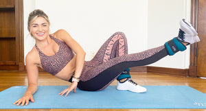Ankle Weights Exercise Benefits - Tone It Up Tori