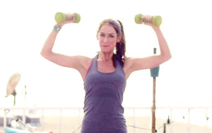 3 Moves for Sexy, Sculpted Shoulders!