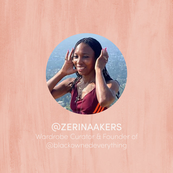 Zerina Ackers - Black History Month - Tone It Up