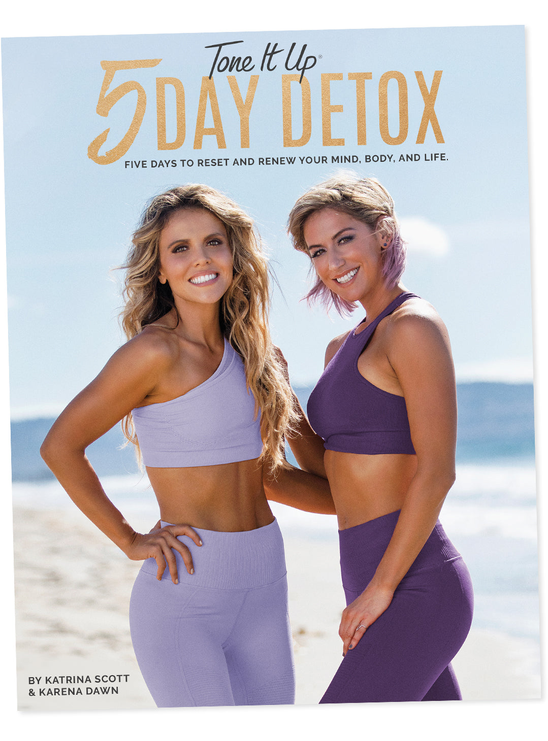 5-Day Detox | Cleanse, Restore & Energize, Naturally - Tone It Up