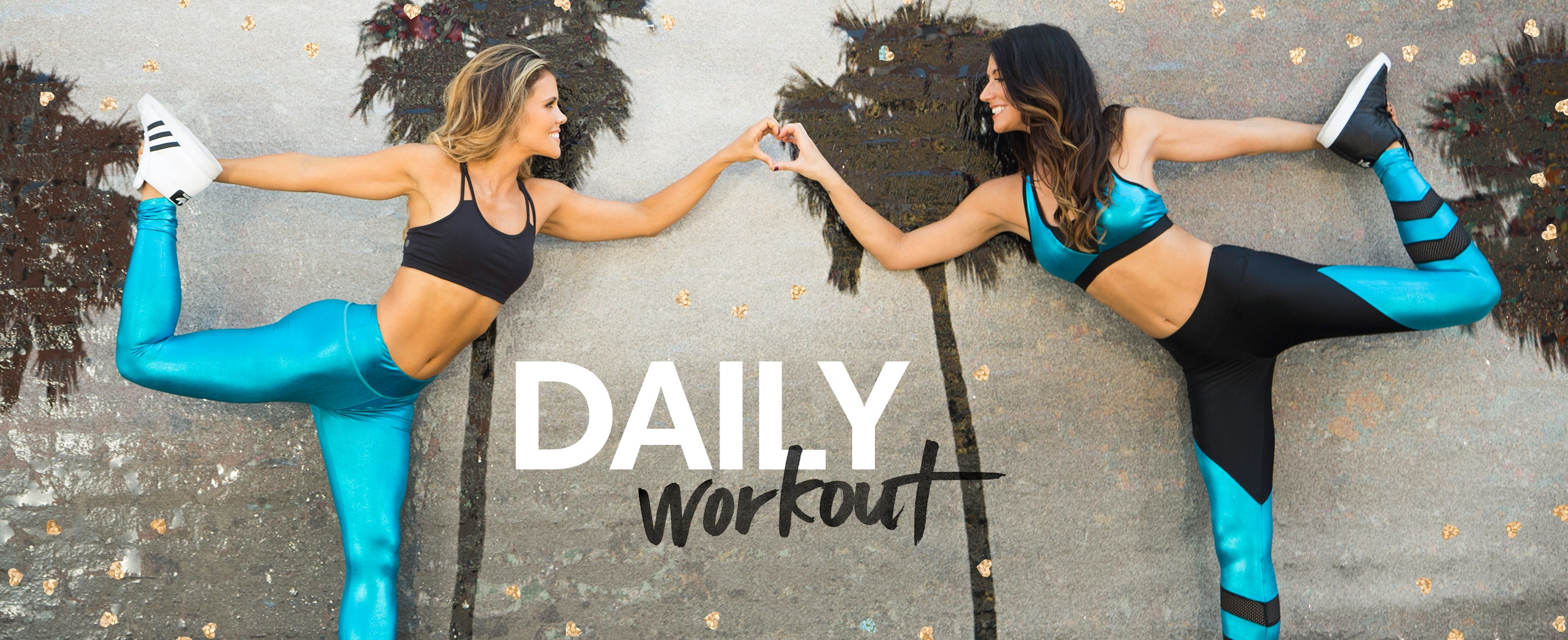 Tone It Up Daily Workout
