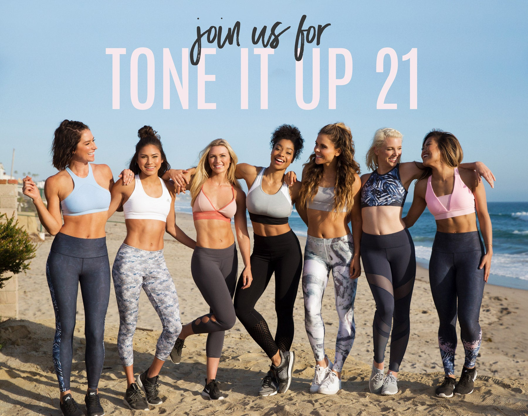 Tone It Up 21 Sign Up