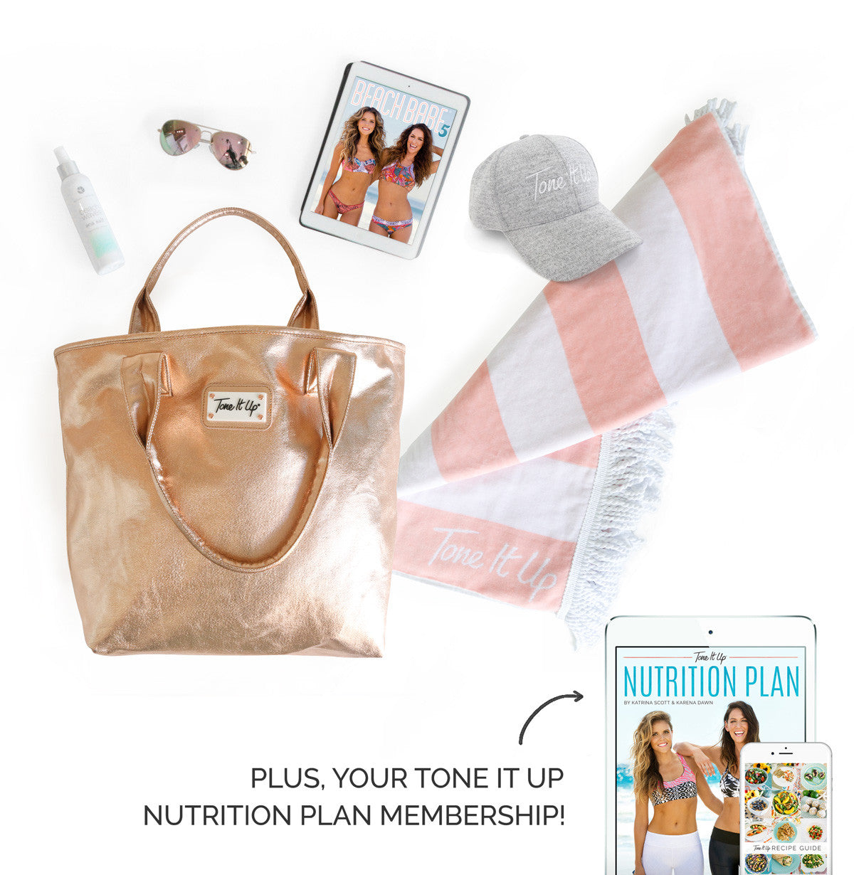 tone it up bikini series bundle