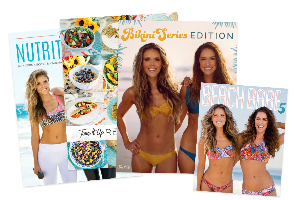 Tone It Up Bikini Series Digital Bundle