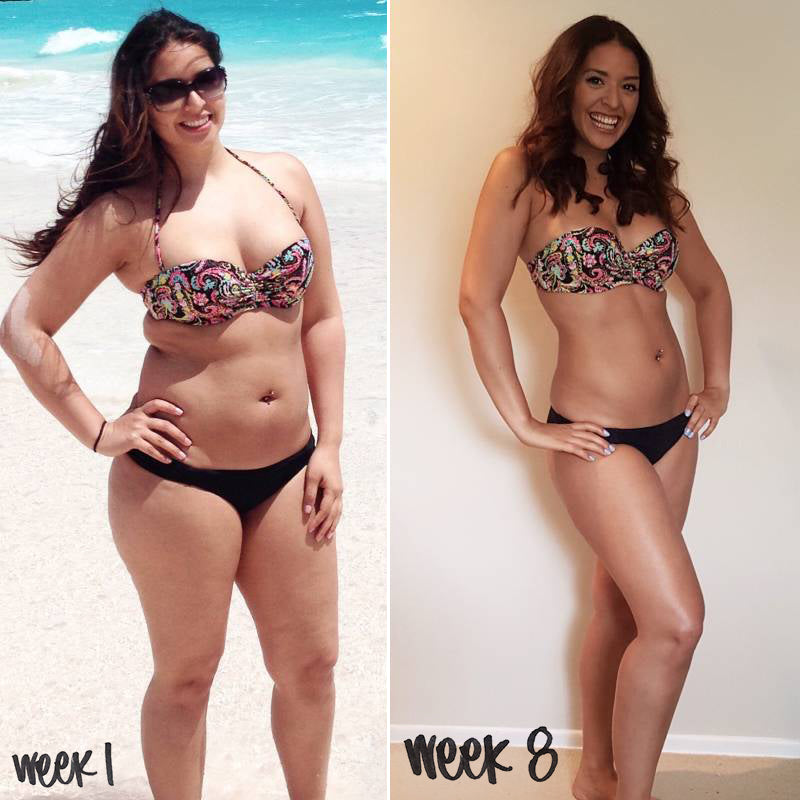 tone it up before and after transformation