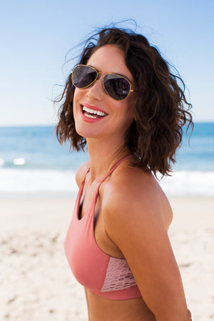 Tone It Up Aviator Sunglasses