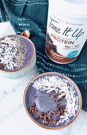 Unsweetened Chocolate Protein Powder