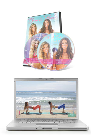 Beach Babe™ 2 DVD + Digital Download - Tone It Up - 1