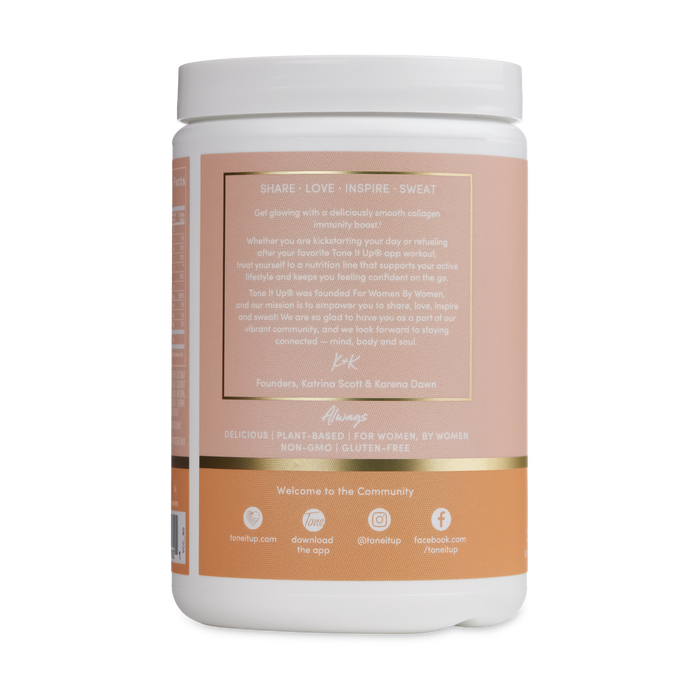 Vitamin C + Collagen Immunity - 14 Servings