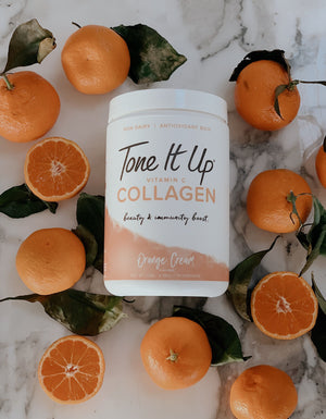Vitamin C + Collagen