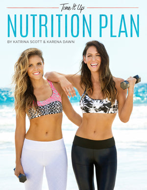 Tone It Up Nutrition Plan - Wedding Edition - Tone It Up - 2