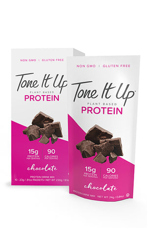 Single Serving Chocolate Protein Packets