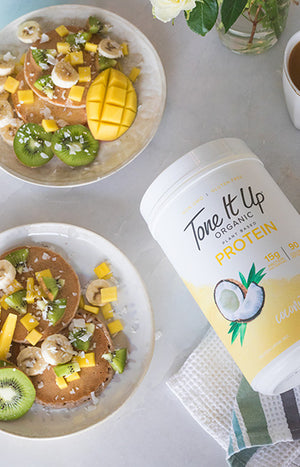 Coconut Tone It Up Organic Protein - 28 Servings