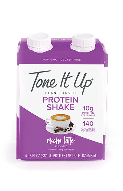Mocha Latte Protein Shake - 4 Count