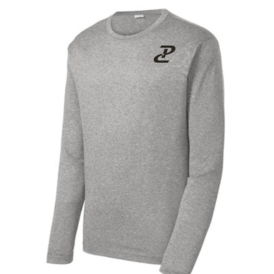 Performance Long Sleeve - Vintage Heather