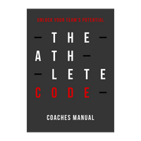 The Athlete Code Coaches Manual - Free eBook for Coaches