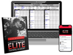 High Intensity Training Templates + ELITE Training Academy Access