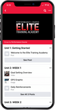 Female Training Templates + ELITE Training Academy Access