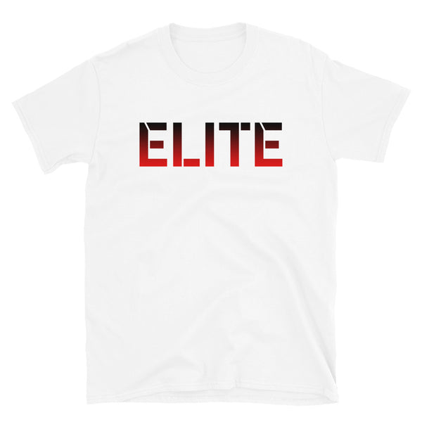 Exclusive ELITE Training Academy Tee - White