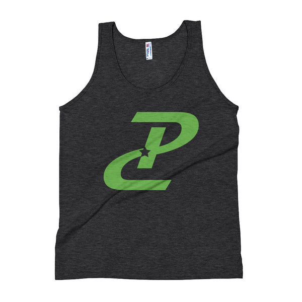 PC Logo Unisex Tee - Lime