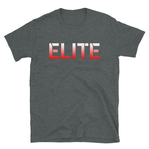 Exclusive ELITE Training Academy Tee - Dark Heather