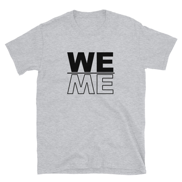 WE Over Me Tee - Sport Grey
