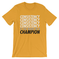 Consistency Tee - Multiple Colors