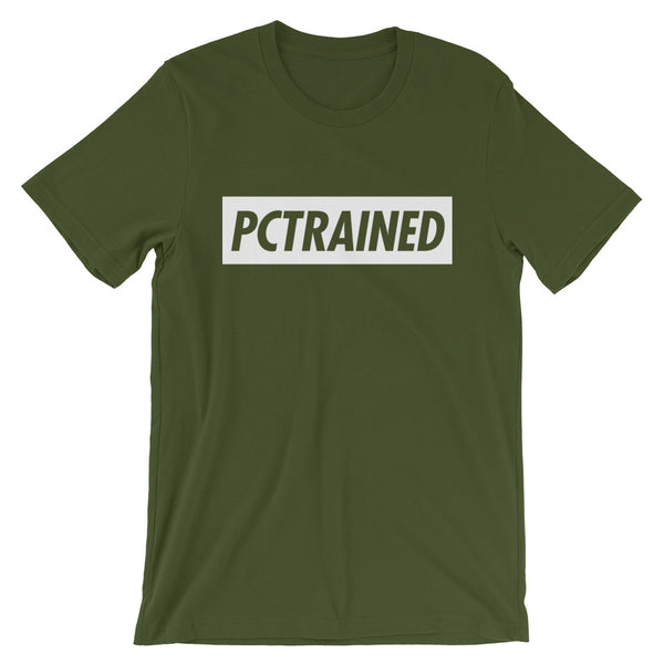 *NEW* PCTRAINED Tee - Multiple Colors