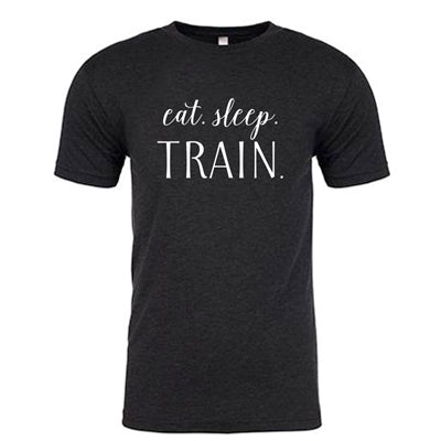 Eat. Sleep. Train. Tee