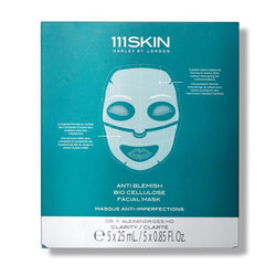 Anti Blemish Bio Cellulose Facial Mask (Set of 5)